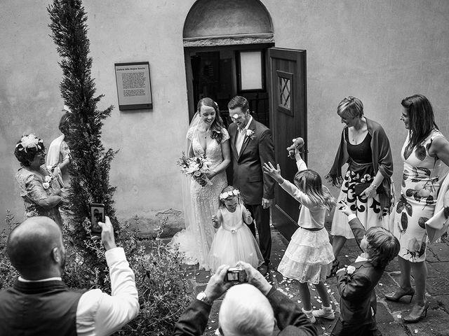 Il matrimonio di Mark e Sally a Firenze, Firenze 17