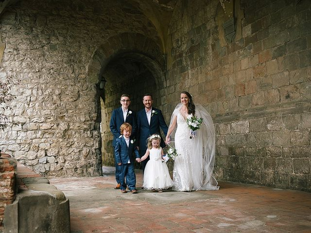 Il matrimonio di Mark e Sally a Firenze, Firenze 1
