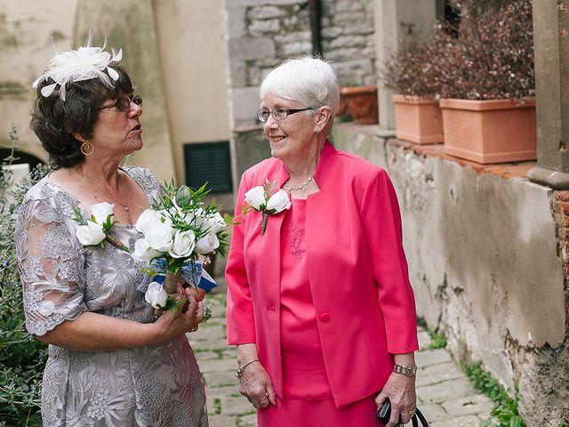 Il matrimonio di Mark e Sally a Firenze, Firenze 19