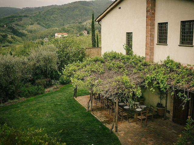 Il matrimonio di Mark e Sally a Firenze, Firenze 23