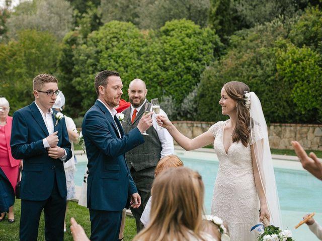 Il matrimonio di Mark e Sally a Firenze, Firenze 28