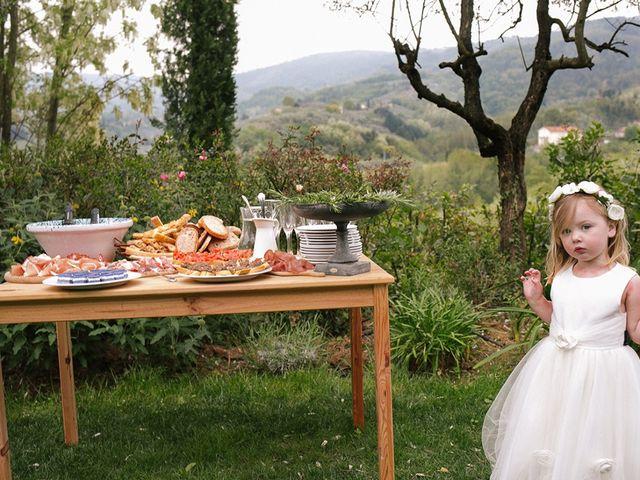 Il matrimonio di Mark e Sally a Firenze, Firenze 26