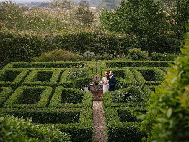 Il matrimonio di Mark e Sally a Firenze, Firenze 31