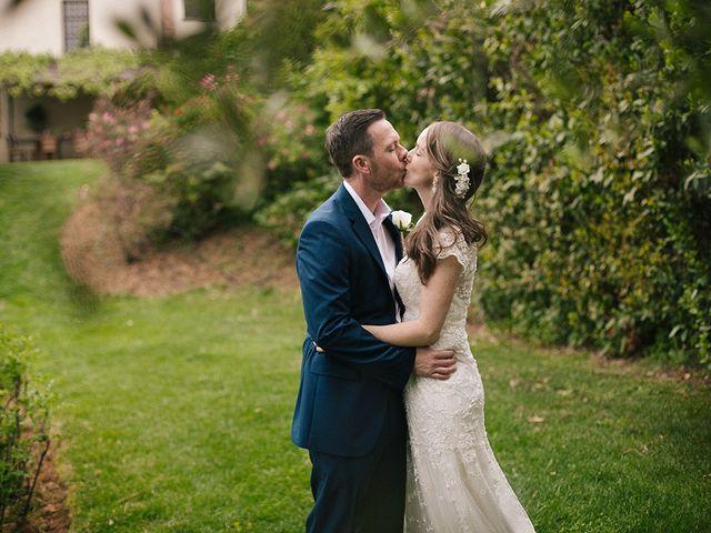 Il matrimonio di Mark e Sally a Firenze, Firenze 35