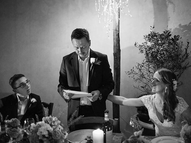 Il matrimonio di Mark e Sally a Firenze, Firenze 49