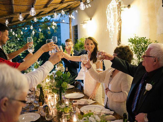 Il matrimonio di Mark e Sally a Firenze, Firenze 50