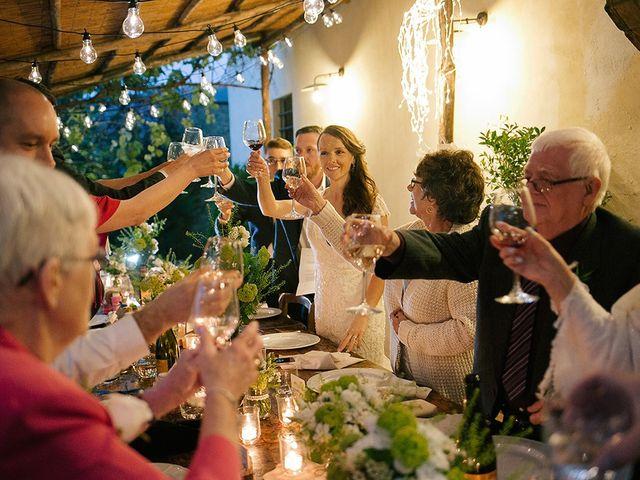 Il matrimonio di Mark e Sally a Firenze, Firenze 51