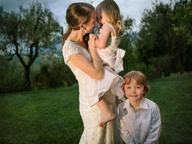 Il matrimonio di Mark e Sally a Firenze, Firenze 53