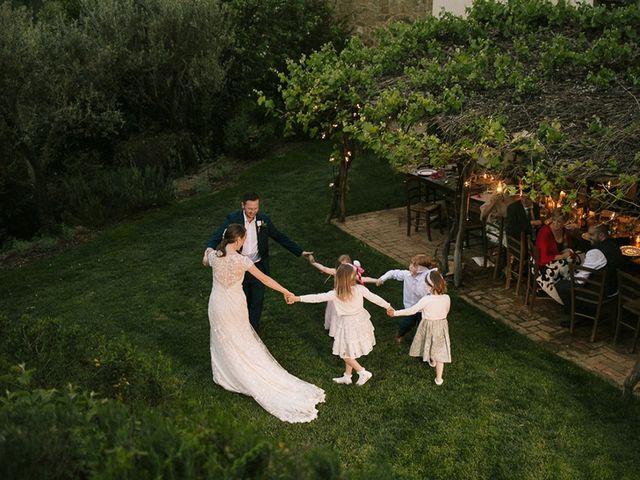 Il matrimonio di Mark e Sally a Firenze, Firenze 54