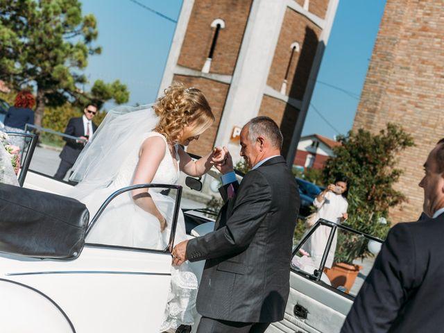Il matrimonio di Gabriele e Natalia a Cesena, Forlì-Cesena 7
