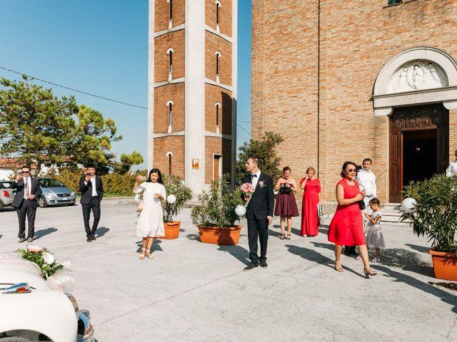 Il matrimonio di Gabriele e Natalia a Cesena, Forlì-Cesena 8