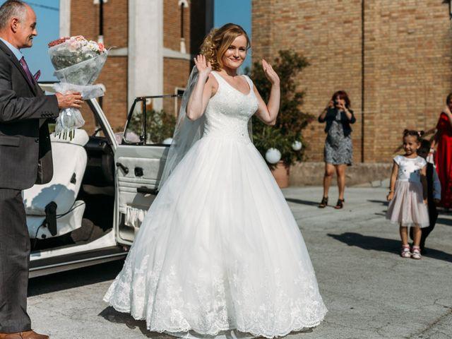 Il matrimonio di Gabriele e Natalia a Cesena, Forlì-Cesena 9