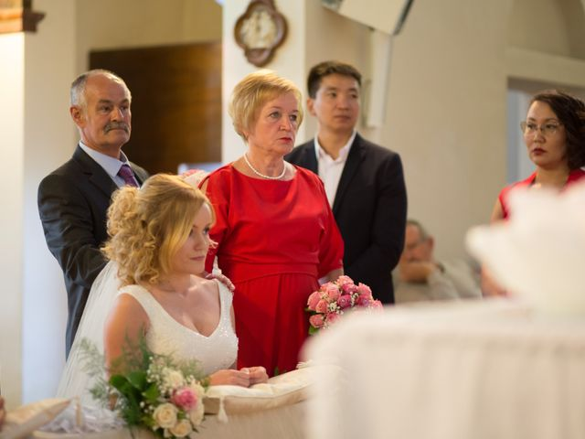 Il matrimonio di Gabriele e Natalia a Cesena, Forlì-Cesena 34