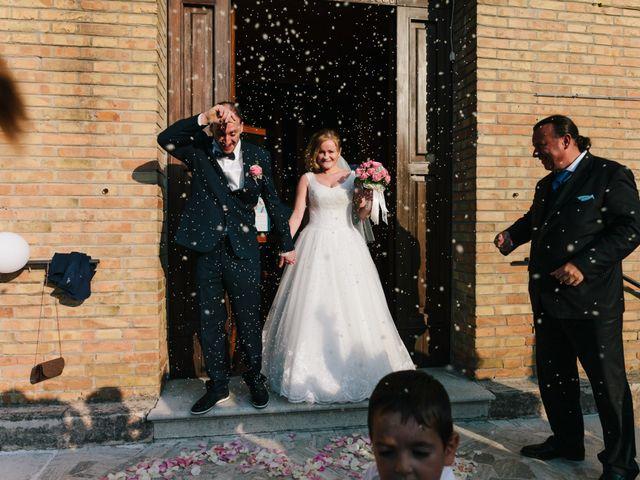 Il matrimonio di Gabriele e Natalia a Cesena, Forlì-Cesena 41
