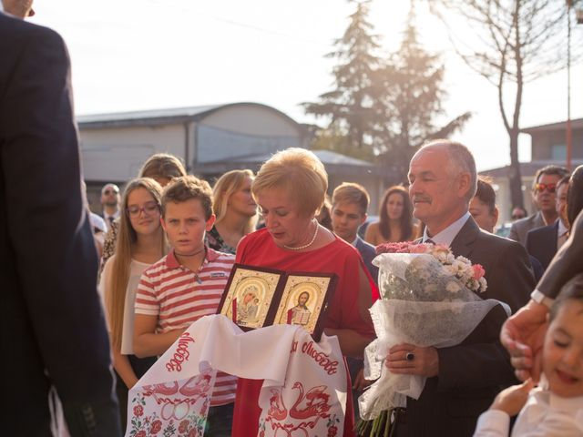Il matrimonio di Gabriele e Natalia a Cesena, Forlì-Cesena 44