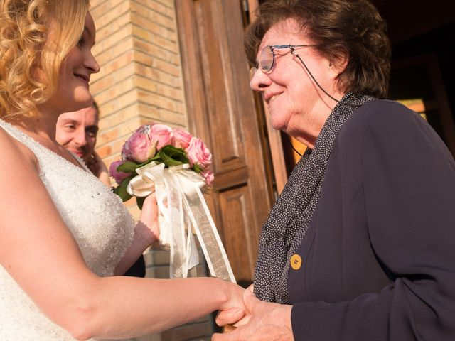 Il matrimonio di Gabriele e Natalia a Cesena, Forlì-Cesena 46