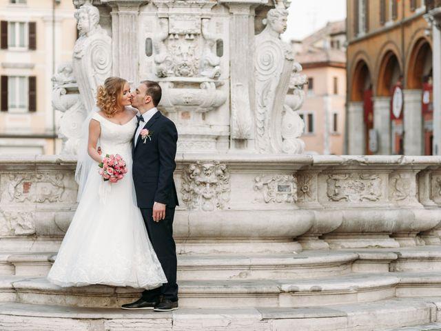 Il matrimonio di Gabriele e Natalia a Cesena, Forlì-Cesena 49