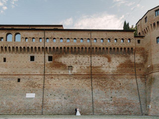 Il matrimonio di Gabriele e Natalia a Cesena, Forlì-Cesena 50