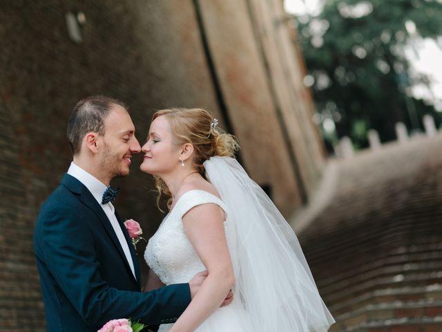 Il matrimonio di Gabriele e Natalia a Cesena, Forlì-Cesena 51