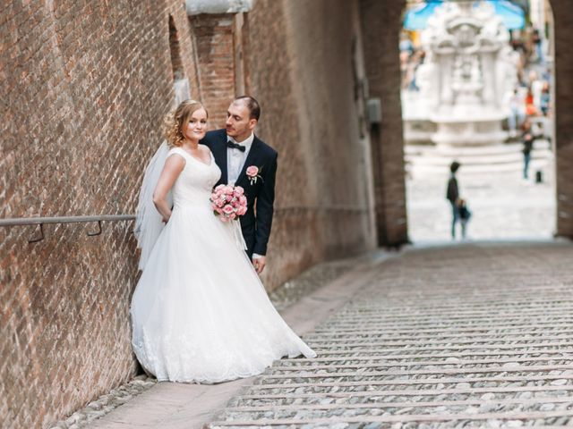 Il matrimonio di Gabriele e Natalia a Cesena, Forlì-Cesena 52