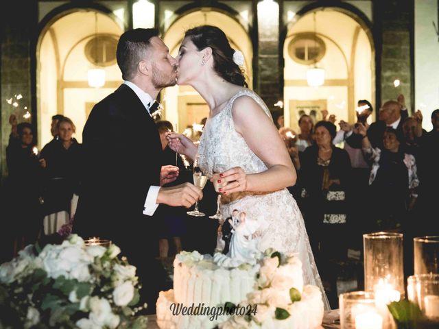 Le nozze di Francesca e Martin