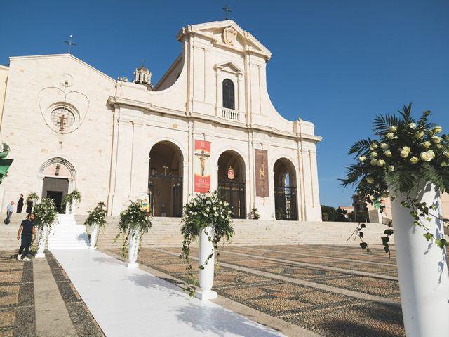 Il matrimonio di Diego e Elga a Cagliari, Cagliari 2