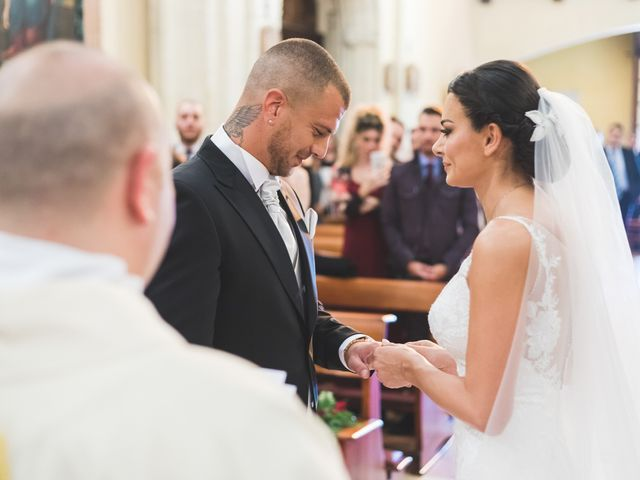 Il matrimonio di Diego e Elga a Cagliari, Cagliari 22