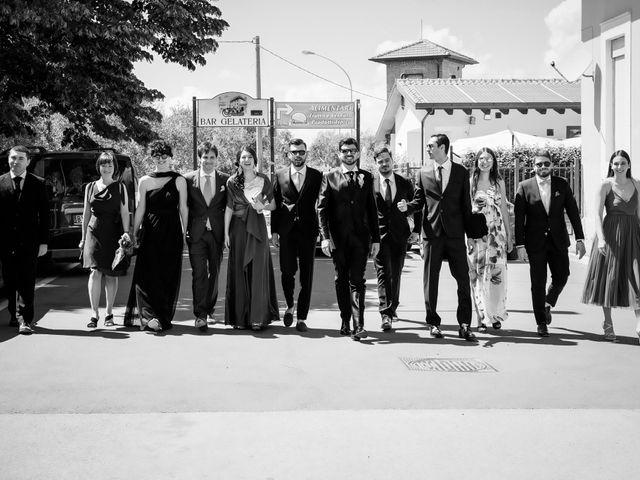 Il matrimonio di Manuel e Martina a Grosseto, Grosseto 21