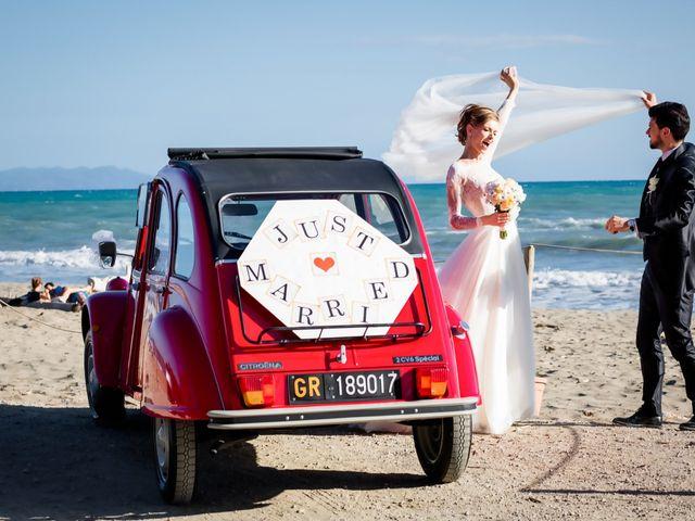 Il matrimonio di Manuel e Martina a Grosseto, Grosseto 30