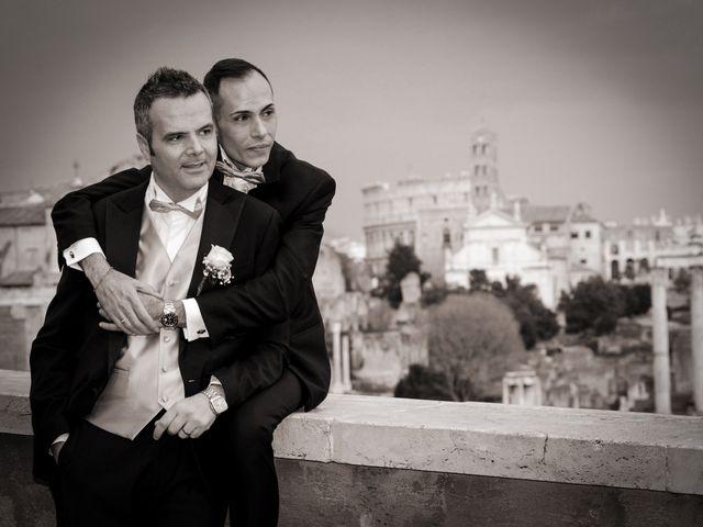 Il matrimonio di Gabriele e Federico a Roma, Roma 3