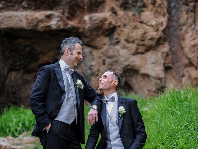 Il matrimonio di Gabriele e Federico a Roma, Roma 6