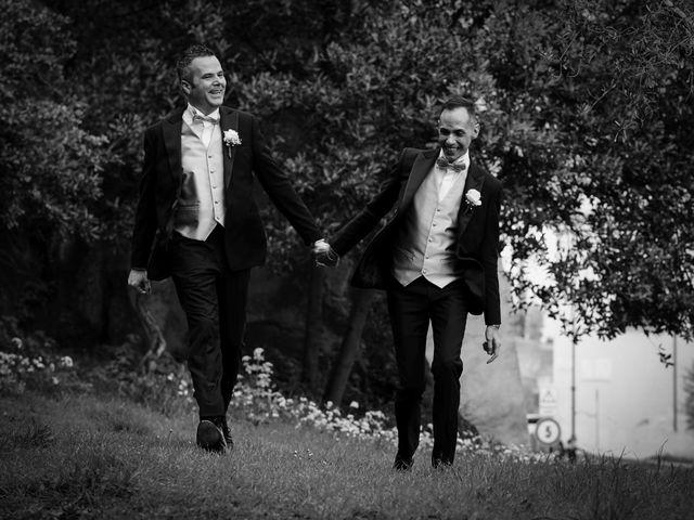Il matrimonio di Gabriele e Federico a Roma, Roma 7
