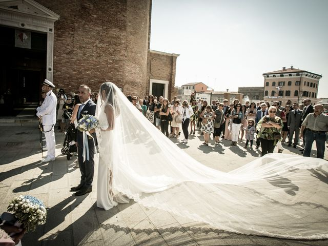 Il matrimonio di Michele e Federica a Chioggia, Venezia 6