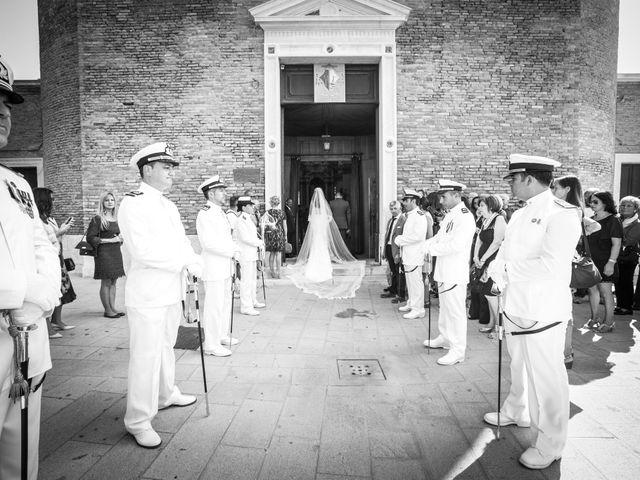 Il matrimonio di Michele e Federica a Chioggia, Venezia 7
