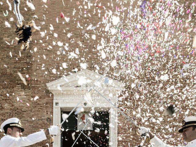 Il matrimonio di Michele e Federica a Chioggia, Venezia 13