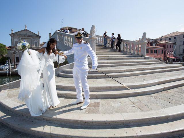 Il matrimonio di Michele e Federica a Chioggia, Venezia 16