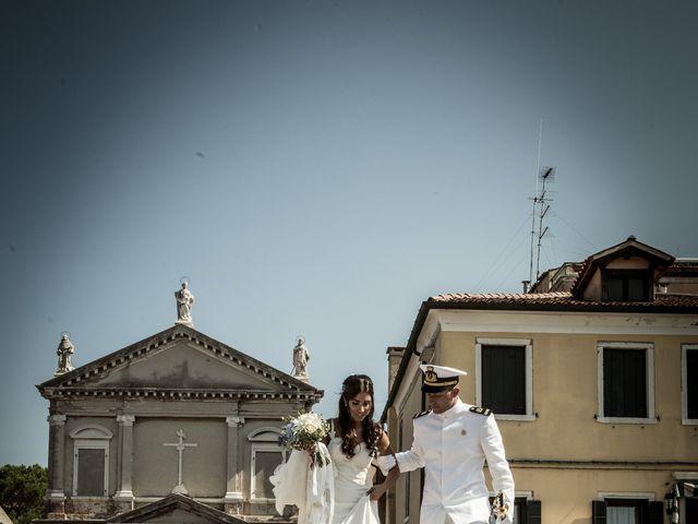 Il matrimonio di Michele e Federica a Chioggia, Venezia 17