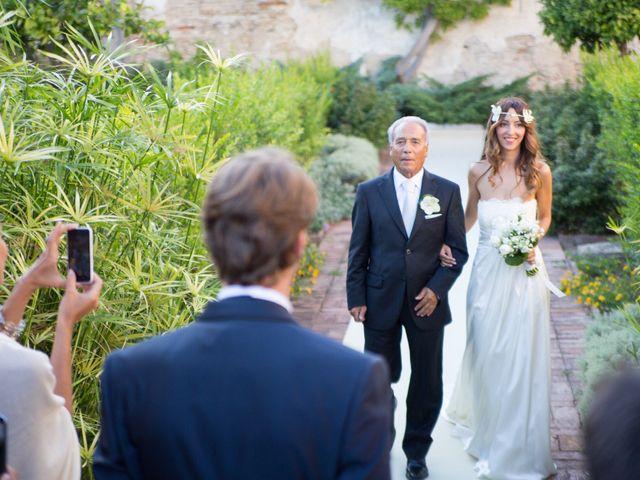 Il matrimonio di Andrea e Fabiana a Vasto, Chieti 12