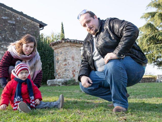Il matrimonio di Andrea e Elisa a Puegnago sul Garda, Brescia 2