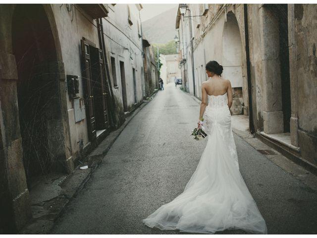 Il matrimonio di Mimmo e Lucia a Moiano, Benevento 12