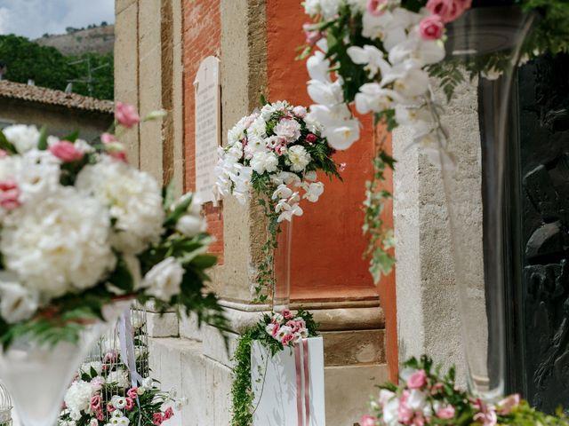 Il matrimonio di Mimmo e Lucia a Moiano, Benevento 23