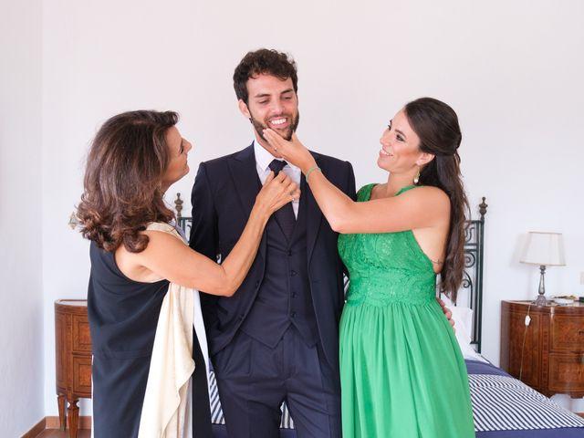 Il matrimonio di Roberta e Francesco a Massa Lubrense, Napoli 3