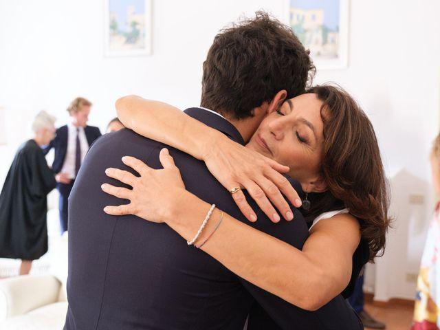 Il matrimonio di Roberta e Francesco a Massa Lubrense, Napoli 8