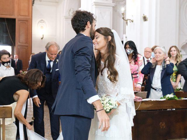 Il matrimonio di Roberta e Francesco a Massa Lubrense, Napoli 40