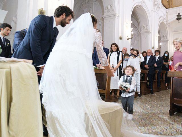 Il matrimonio di Roberta e Francesco a Massa Lubrense, Napoli 44