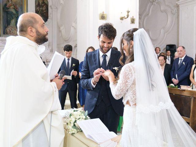 Il matrimonio di Roberta e Francesco a Massa Lubrense, Napoli 45