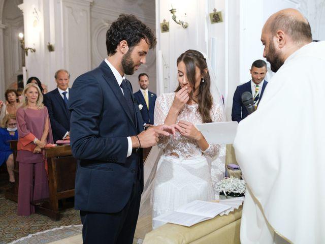 Il matrimonio di Roberta e Francesco a Massa Lubrense, Napoli 46