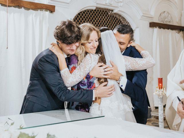Il matrimonio di Roberta e Francesco a Massa Lubrense, Napoli 48