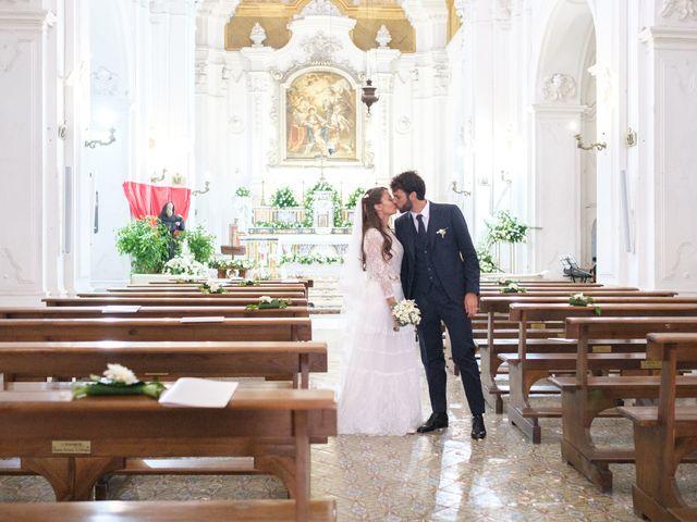 Il matrimonio di Roberta e Francesco a Massa Lubrense, Napoli 49