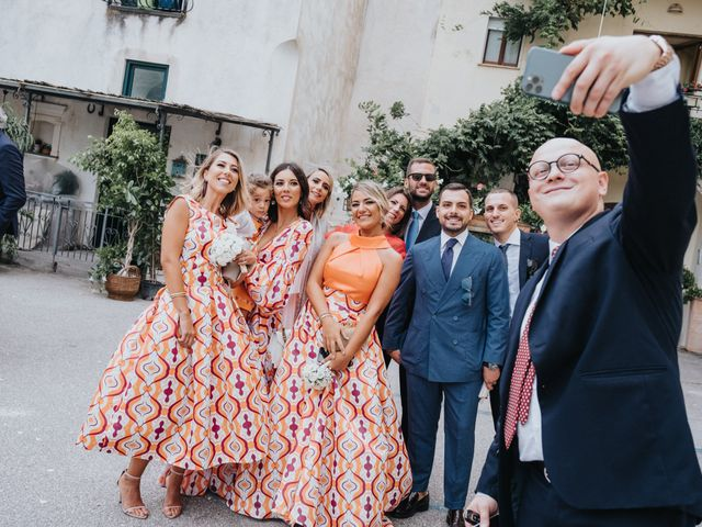 Il matrimonio di Roberta e Francesco a Massa Lubrense, Napoli 52